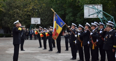 Maiștrii militari de marină, la ceas aniversar