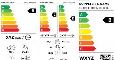 Etichetele energetice ale electrocasnicelor se modifică