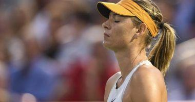 Sharapova nu se regăsește. Rusoaica, eliminată în primul tur la Brisbane