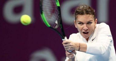 Tenis / Simona Halep, ÎNVINSĂ în finala turneului de la Doha