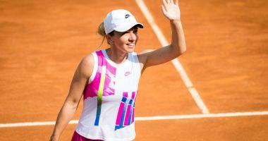 Info Roland Garros / Simona Halep, aniversare pe terenul de joc