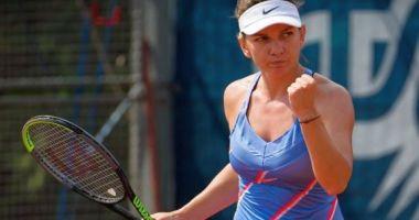 Simona Halep, victorie pe muchie de cuțit în primul tur la Praga