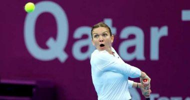 Tenis, WTA Dubai / Simona Halep va juca joi în sferturi, nu înainte de ora 17:00