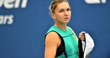 Simona Halep are hernie de disc!