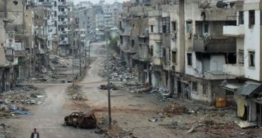 Rusia și SUA au convenit încetarea focului în Siria în ziua de 30 aprilie