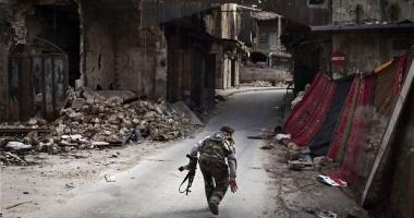 Siria / Consulatul Rusiei la Alep, lovit de tiruri de mortier