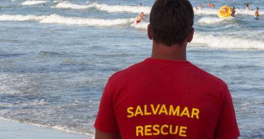 Persoană dispărută în mare! Intervin salvatorii ISU Dobrogea