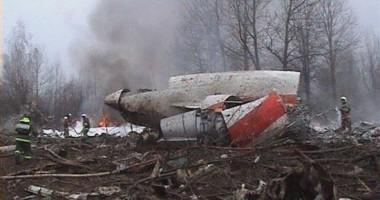 Doi ani de la tragedia aviatică de la Smolensk: O delegație poloneză sosește în Rusia pentru comemorarea fostului președinte Lech Kaczynski și a celorlalte victime