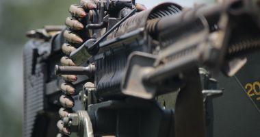 Tragedie la o bază militară. Un soldat și-a ucis opt colegi