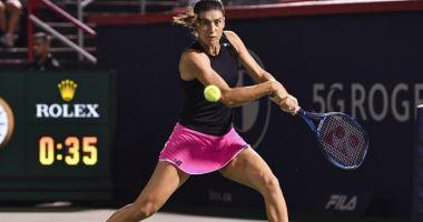 Sorana Cîrstea s-a calificat în sfertul turneului WTA de la Portoroz (Slovenia)