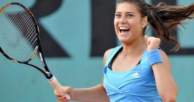 Tenis / Sorana Cîrstea s-a calificat în turul 2 la US Open