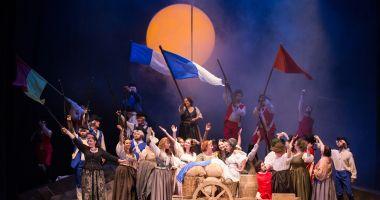Spectacole minunate jucate pe scenele Constanței în acest week-end cultural