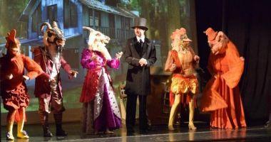 """Spectacole pentru copii, în weekend, la Teatrul """"Căluţul de Mare"""""""