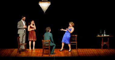 Un nou spectacol la Teatrul de Vară Soveja