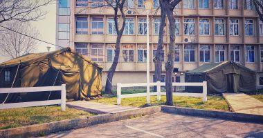 Spitalul Municipal Mangalia devine spital pentru pacienții cu COVID-19