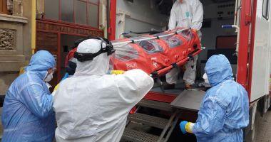 Numărul deceselor cauzate de coronavirus în  România a ajuns la 42