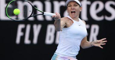 Start superb pentru Simona Halep la Australian Open. Pe cine a învins constănțeanca în primul tur