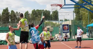 Streetball-ul revine la Constanța! Astăzi, ultima zi de înscrieri la Summer 3x3 Madness
