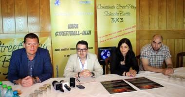 Cea mai tare competiție de streetball, la Sala Sporturilor