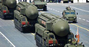 SUA și Rusia, discuții despre un nou acord privind forțele nucleare