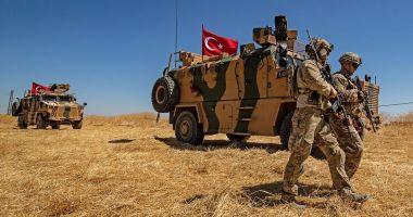 SUA avertizează: Turcia nu are undă verde pentru a intra în Siria