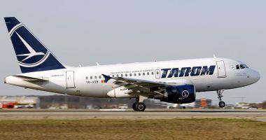 TAROM anunţă anularea unor zboruri