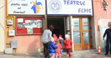 Teatrul de Copii și-a anulat spectacolele