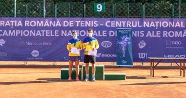 Tenis / Cine sunt noii campioni ai României la seniori