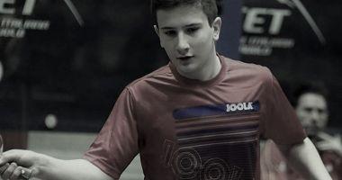 Tragedie! A murit, la numai 19 ani, un jucător de tenis de masă din România