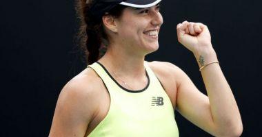 Tenis / Sorana Cîrstea, calificată în optimile de finală ale turneului de la Dubai