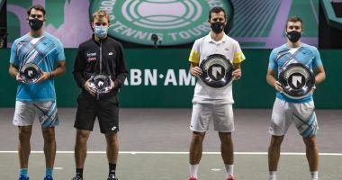 Tenis / Horia Tecău şi Kevin Krawietz, învinşi în finala turneului de la Rotterdam