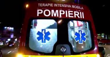 Accident rutier la intersecția Aurel Vlaicu cu Baba Novac