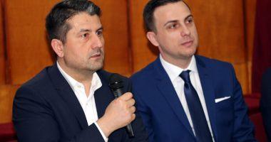 Tinerii din PSD Constanța și-au ales un nou lider. Leonard Drăgan, doi ani la comandă