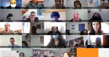 Masă rotundă, în mediul online, pentru prevenirea traficului de persoane