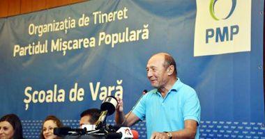 """Traian Băsescu, mesaj de la Neptun: """"PSD-ul trebuie  bătut acum,  la europarlamentare"""""""