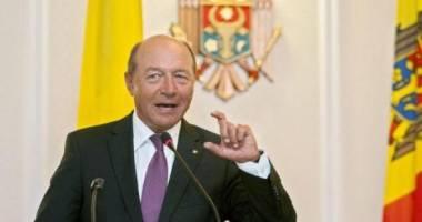 Traian Băsescu a solicitat cetățenia moldovenească