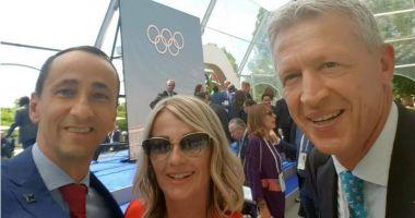 Trei români, în componența comisiilor olimpice