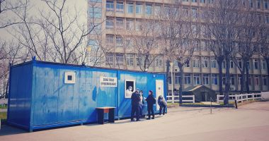 Trei spitale din judeţul Constanţa nu vor mai primi pacienţi cu COVID
