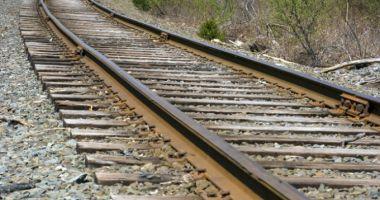 O șină deformată de ger a întrerupt circulația trenurilor
