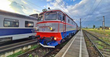 Transportul feroviar trece la ora de iarnă