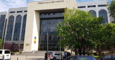 Alerta cu bombă de la Tribunalul București s-a dovedit a fi una falsă
