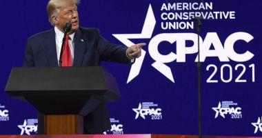 REUTERS - Donald Trump îi anunță pe republicani că îi va ajuta să câştige Congresul în 2022
