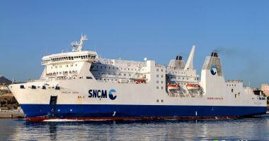 Un ferry-boat, în pericol de scufundare, în portul Bastia