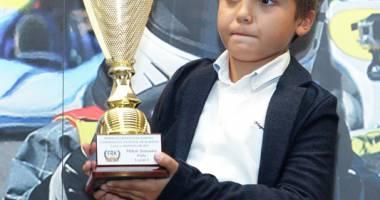 Un sportiv de la CS Tomis Kart, campion național