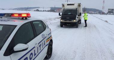 Atenție, șoferi! A fost redeschisă circulația pe DN22C, între Cernavodă și Murfatlar