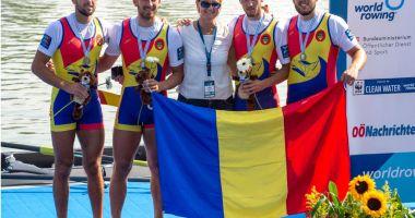Performanțe pentru canotorii români, la Campionatul Mondial de Canotaj de la Linz