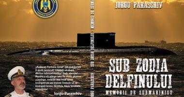 Un submarinist își lansează memoriile, la Constanța