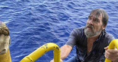 Un yachtman american a fost salvat, după ce fusese dat dispărut