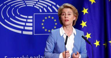 Ursula von der Leyen, îngrijorată de reducerea bugetului multianual al UE