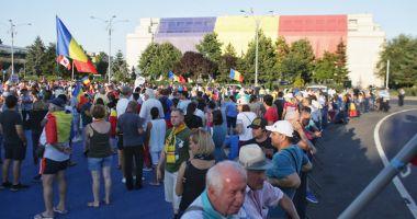 Au fost trimiși jandarmi din Constanța la protestul  din București? USR așteaptă răspuns